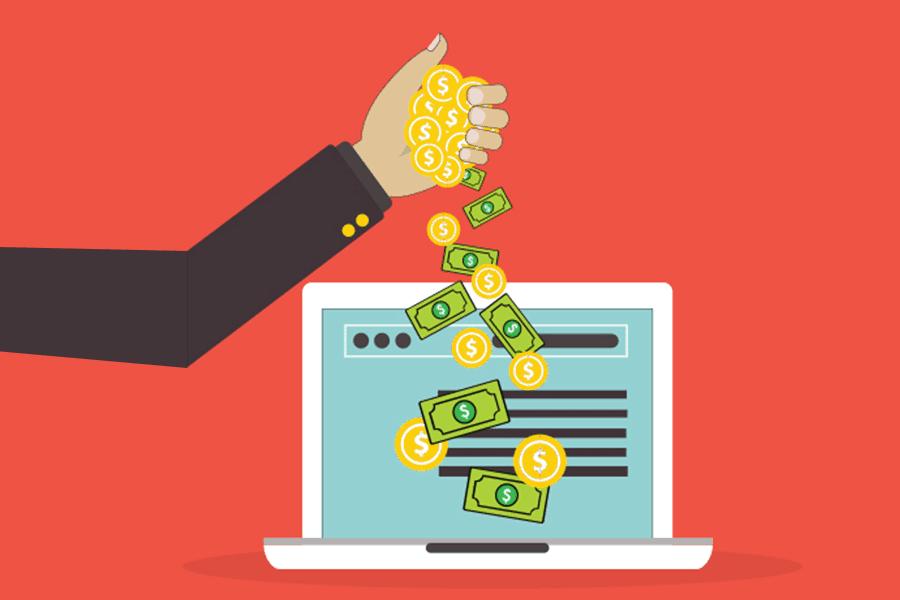 Apa itu Blog - Cara menghasilkan uang dari Blog