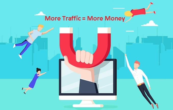 Rahasia cara menghasilkan uang dari blog